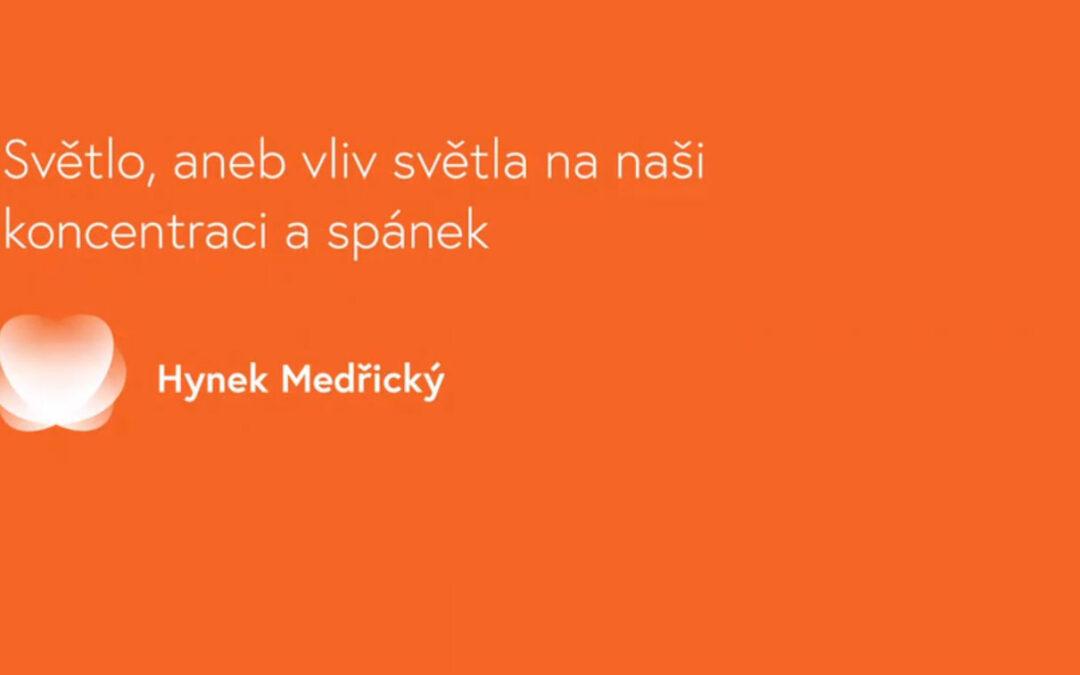 Webinář s Hynkem Medřickým!