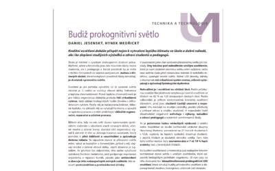 Učitelské noviny: Budiž prokognitivní světlo