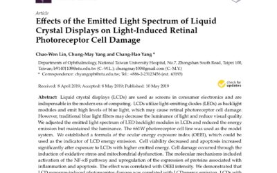 Protective Effect of Astaxanthin on Blue Light Light-Emitting Diode-Induced Retinal Cell Damage via Free Radical Scavenging and Activation of PI3K/Akt/Nrf2 Pathway in 661W Cell Model